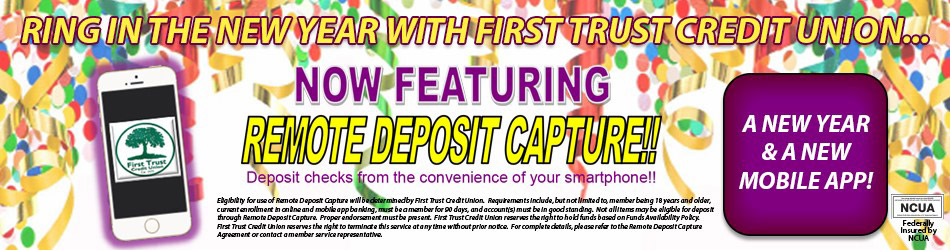 Remote Deposit Capture – January