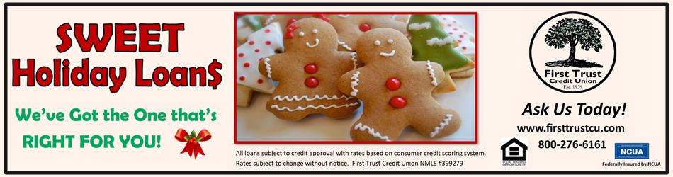 Sweet Holiday Loans