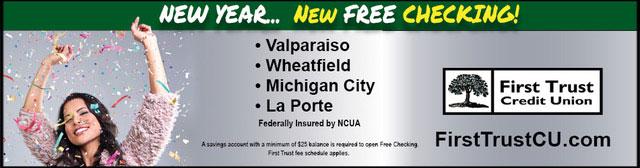 New Year….New Free Checking!